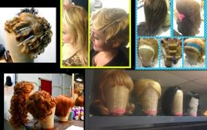Wigs girls